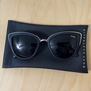 QUAY My Girl New Without Tags Cat Eye Sunglasses
